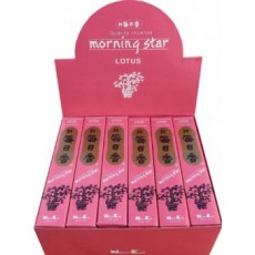 Encens Japonais - Morningstar - Lotus